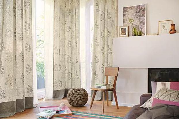Vorhang Schallabsorbierend Dekoration : Gardinen
